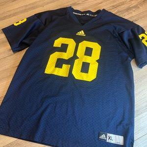 Michigan Adidas Jersey